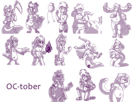 OC-tober Results by FizTheAncient