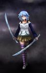 Mizore Shirayuki by AG-Publishing