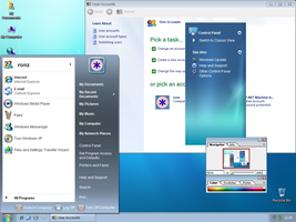 Windows 7 Basic for XP by ronz