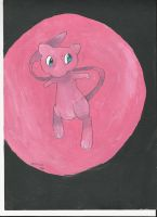 Mew ~ by Poke-louloute