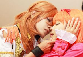 kiss for my princess by recchinon