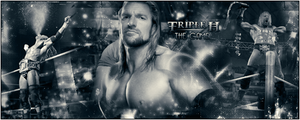 Triple H by XxJer3mxX