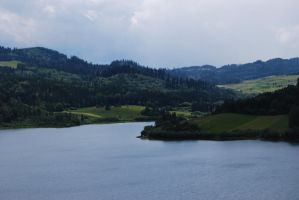 place 31 - landscape, lake. by oro-elui-stock
