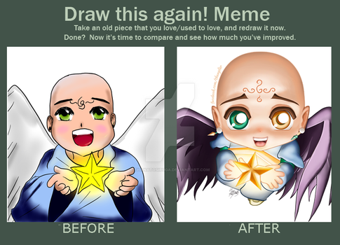 Meme  Before And After by ThanatosIruga