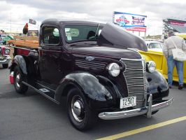 1938 Chevrolet Pickup by Shadow55419