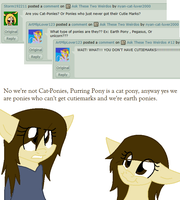 Ask These Two Weirdos #15 by nyan-cat-luver2000