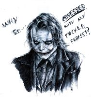 Why so. . . . . serious? by Namh