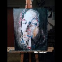 Bob Marley by mike-nesloney