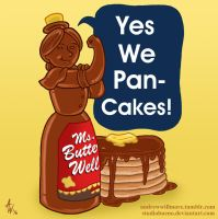 Yes We Pancakes! by StudioBueno