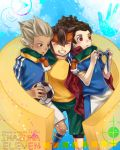 SV-Arcanium : Inazuma Break Trio by ShuryouGospel13