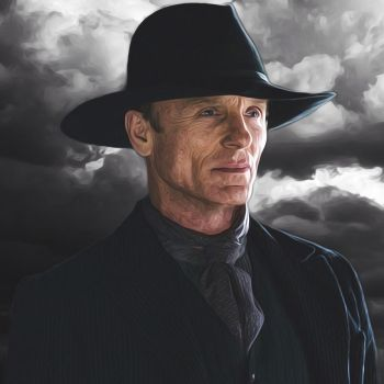 westworld man in black by FAXSL
