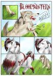 BloodSisters pg 1 by SusiLikes2Draw