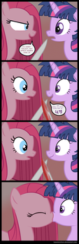 Worlds Collide by FamelessFace