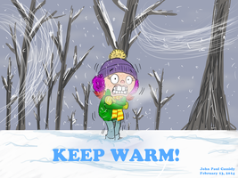 Keep Warm - 20140212 by ryuuseipro