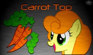 Carrot Top B.A. Wallpaper by InternationalTCK