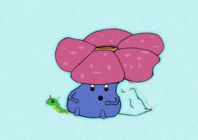 Vileplume by rootrazz