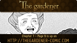 The gardener - CH01P09 by Marc-G