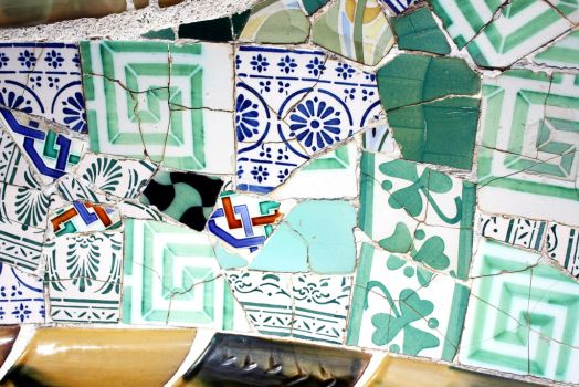 Parc Guell II by CrazyMadness