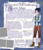 Durin Mage Bio by Amythest621