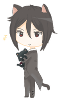 Sebastian Michaelis by Himarii-tan