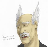 Heihachi Please by HakuryuVision