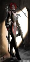 another Bloodrayne pic by LaughingOrc