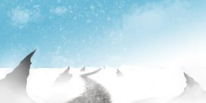 Snowscape by TornIntegral