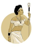 African Beauty by bravoc-88