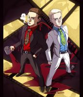 Deadly Premonition by dmy-gfx