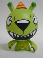 BALLOON HEAD DUNNY V.3 by BiLBetsOviC
