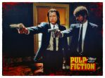 Pulp Fiction by volklarson