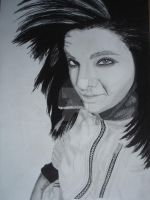 Bill Kaulitz 3 by GokkiVanGogh