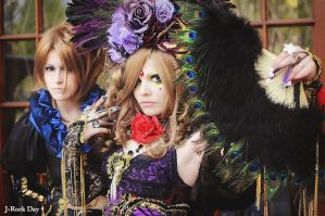 Versailles: Ascendead master by Astarohime