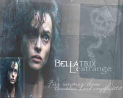 Bellatrix by PrincessofMadness