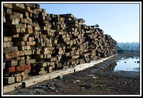 Lumber by TINTPhotography