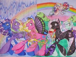 For Midnight Fury by melodythelittlepony