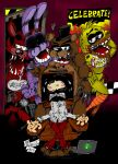 Five Nights at Freddy's by ANDREU-T