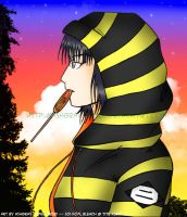 100 Themes: Stripes by ashgray-wings