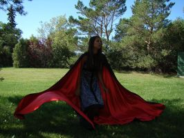 Satin Cape 66 by Aftrbrnr