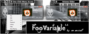 FooVariable 1.1 by anancient