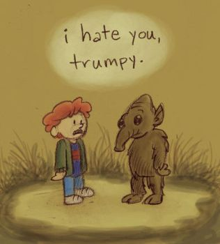 i hate you, trumpy. by Shaggy28