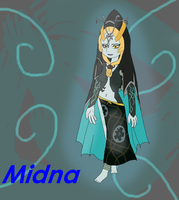 Midna - Twilight Princess by iZelda27