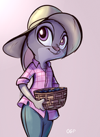 A Day on the Farm by OneGutsyPony
