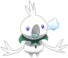 #??? Mintol by Smiley-Fakemon