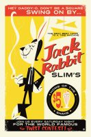 Jack Rabbit Slims by Montygog