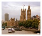 Big Ben - another view by ahmedwkhan