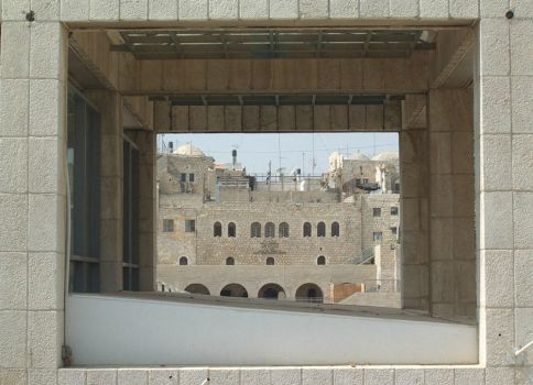 jerusalem: framed sight by cHeMiCaL--sToCk