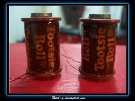 Tootsie Roll Coils by ritch-g