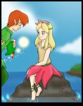 The First Neverland Lost Girl by FEuJenny07
