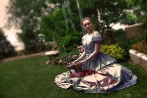 Alice in Repose by Chadrificus